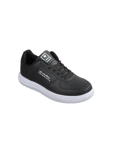 Bestof 042 Siyah Spor Ayakkabı Siyah